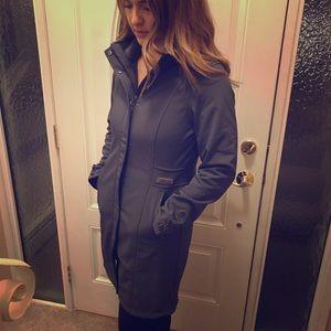 Grey Tone Merrell Trench Jacket size M